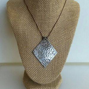Sterling Silver Necklace by Designs by Ch Lovin.